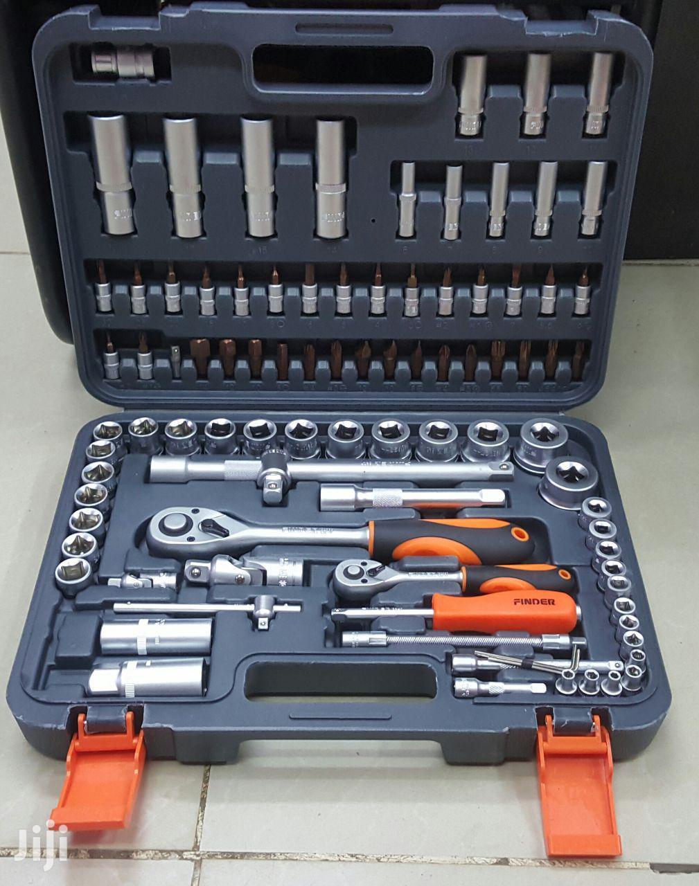 Mechanical Tools Set