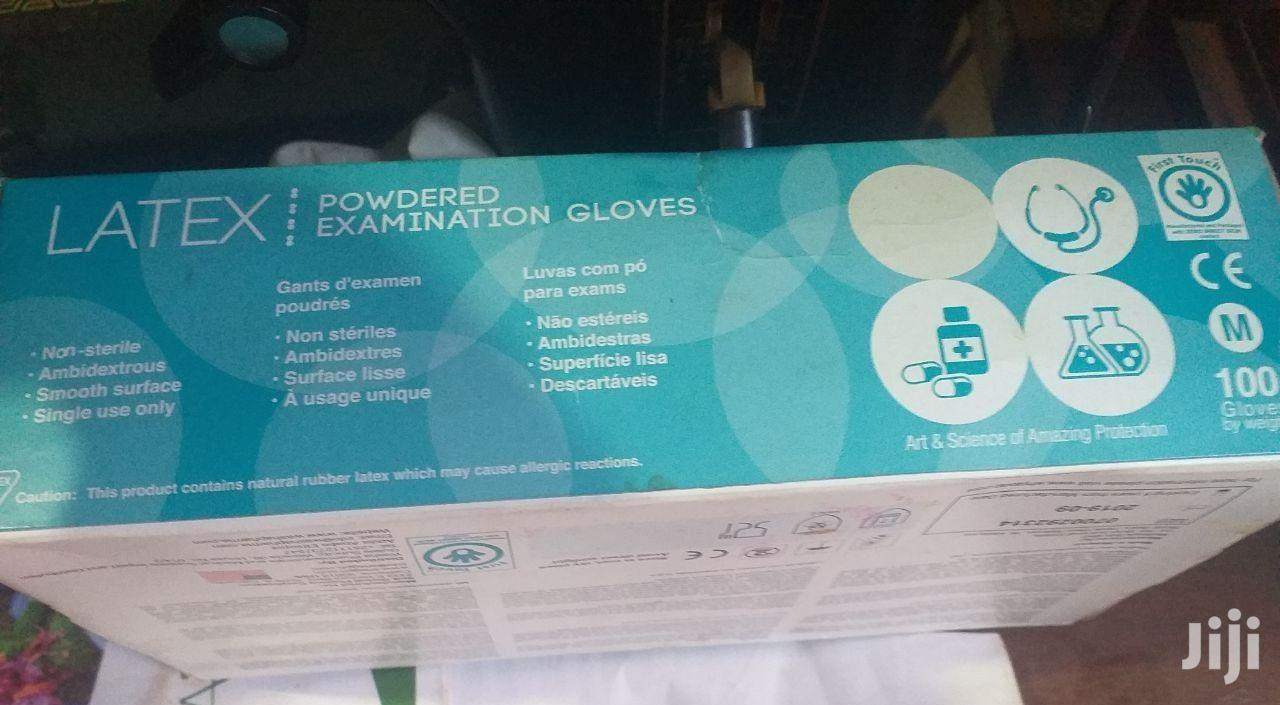 LATEX Medical Hand Gloves | Medical Equipment for sale in Nifas Silk-Lafto, Addis Ababa, Ethiopia