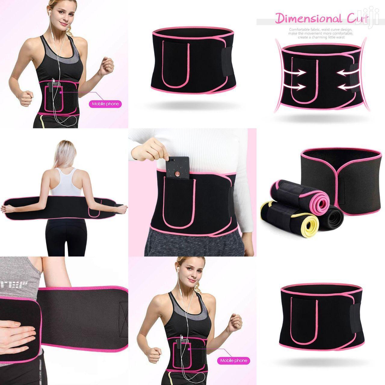Sweet Sweat Waist Trimmer For Men & Women