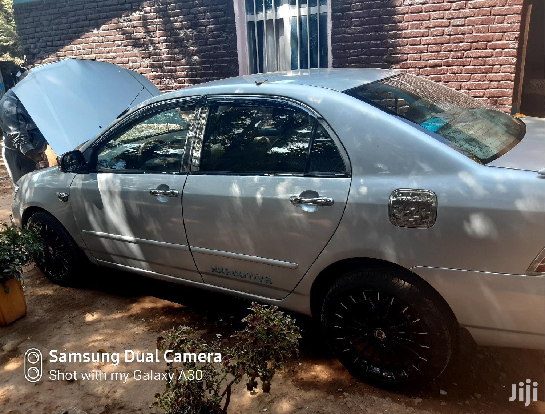 Toyota Corolla 2006 Silver | Cars for sale in Jimma, Oromia Region, Ethiopia