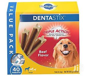 Dentastix Beef Flavor 40 Treats | Pet's Accessories for sale in Addis Ababa, Bole