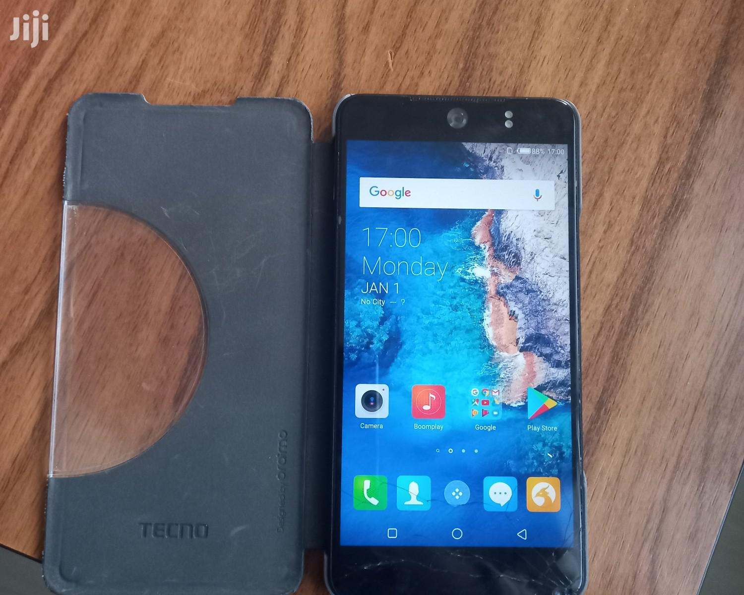 Tecno Camon CX 16 GB Gray | Mobile Phones for sale in Bole, Addis Ababa, Ethiopia