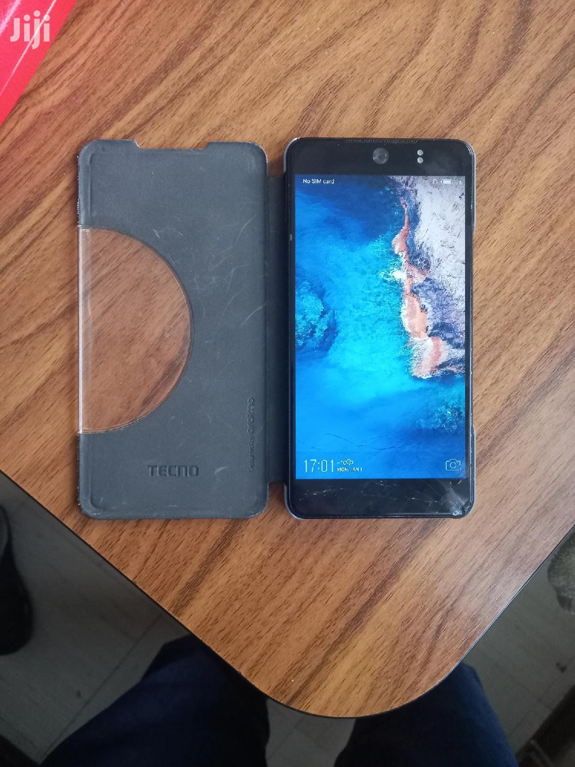 Tecno Camon CX 16 GB Gray