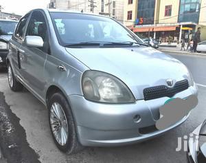 Toyota Vitz 2001 Silver | Cars for sale in Addis Ababa, Bole