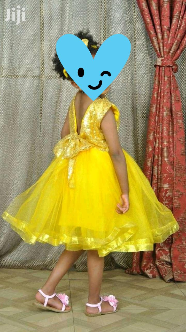 Archive: Occasion Dress for the Princess