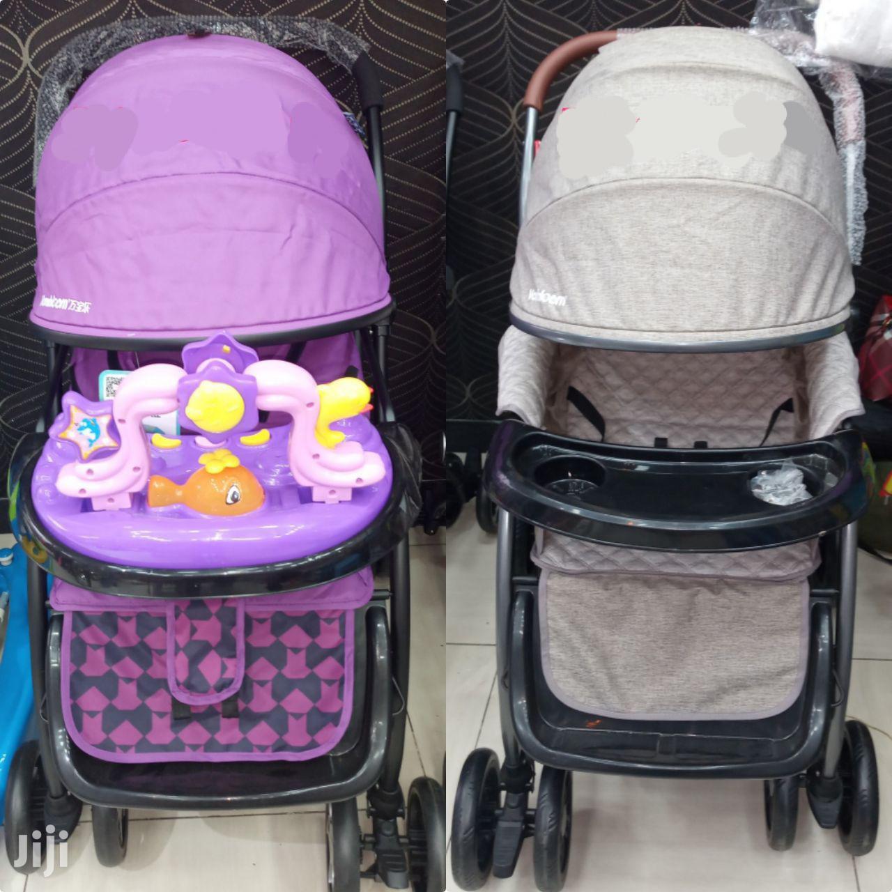 Archive: Baby Stroller የህፃናት ማንሸራሸሪያ ጋሪ