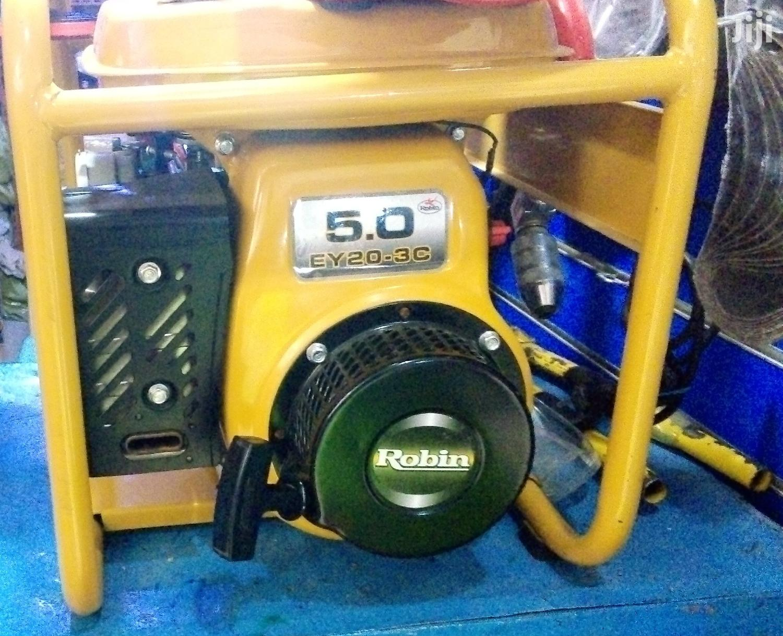 Pump Electrical Equipment in Arada