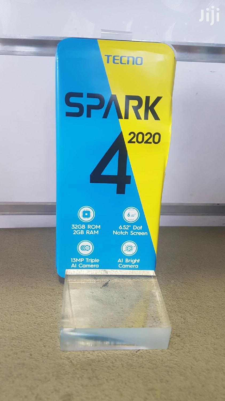 New Tecno Spark 4 32 GB