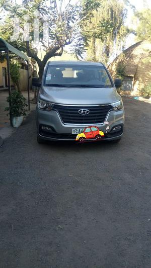 Hyundai H1 2019 Silver | Cars for sale in Addis Ababa, Nifas Silk-Lafto