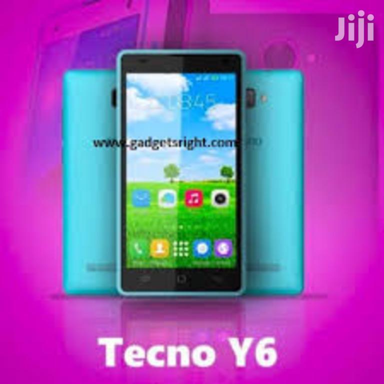 Archive: Tecno Y6 8 GB Black