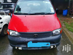 Toyota Mini Bus Red 2005 For Sell   Buses & Microbuses for sale in Addis Ababa, Arada