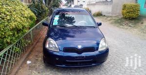 Toyota Vitz 2000 Blue | Cars for sale in Addis Ababa, Bole