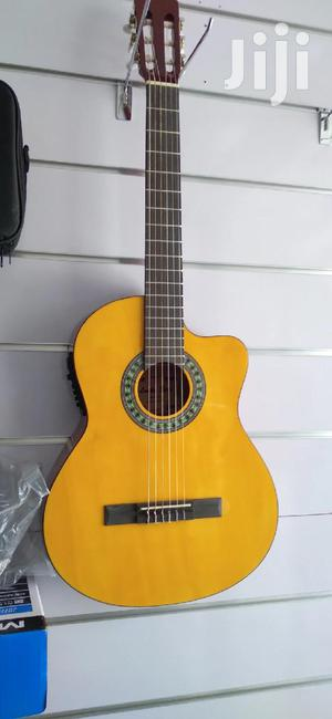 Nilon Semi-Acoustic Guitar | Musical Instruments & Gear for sale in Addis Ababa, Bole