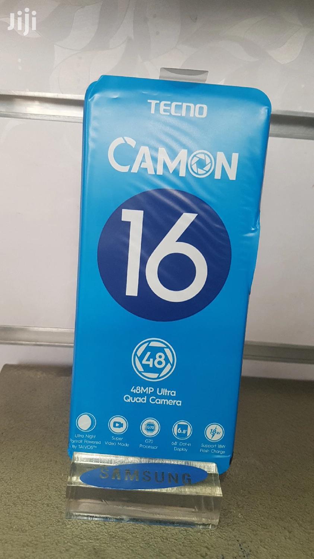 New Tecno Camon 16 64 GB