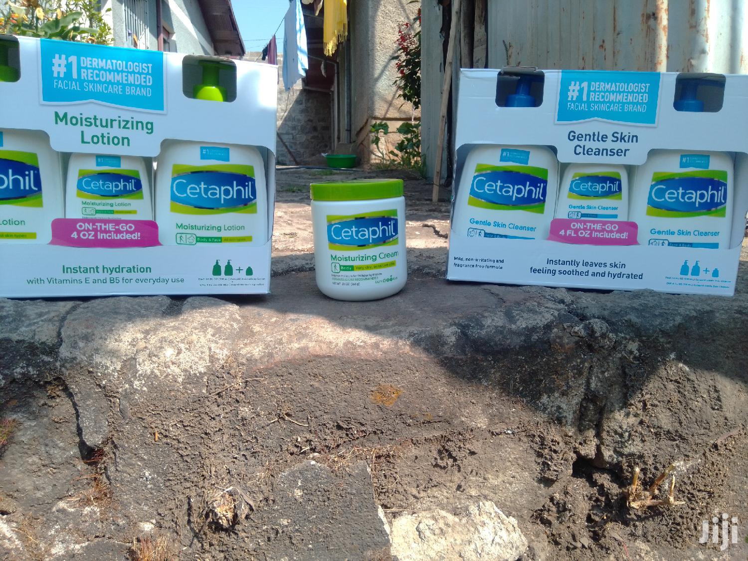 Archive: Cetaphil Moisturizing Lotion And Gentle Skin Cleanser