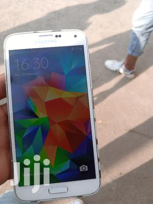 Samsung Galaxy S5 16 GB White   Mobile Phones for sale in Addis Ababa, Addis Ketema
