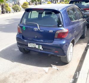 Toyota Vitz 2001 Blue | Cars for sale in Addis Ababa, Bole
