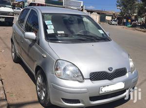 Toyota Vitz 2004 Silver | Cars for sale in Addis Ababa, Bole