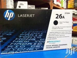 HP 26A Black Original Laserjet Toner Cartridge, CE505A | Accessories & Supplies for Electronics for sale in Addis Ababa, Arada