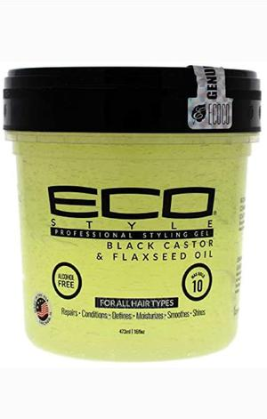 Original Eco Professional Stayling Gel From America   Hair Beauty for sale in Addis Ababa, Bole