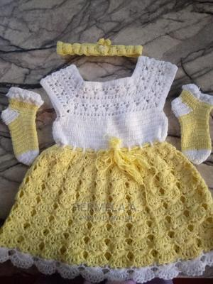 Crochet Dress | Children's Clothing for sale in Addis Ababa, Yeka
