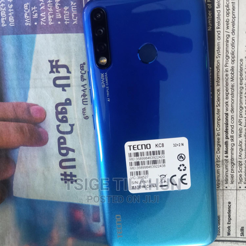Archive: New Tecno Spark 4 32 GB Blue
