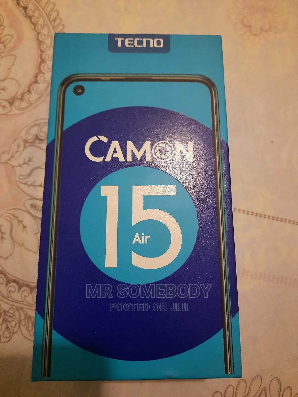 Tecno Camon 15 Air 64 GB Blue
