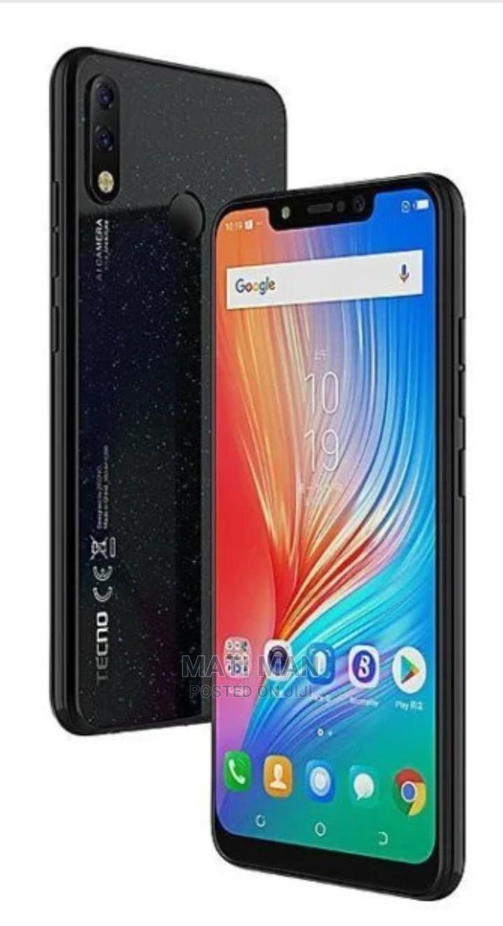 Tecno Spark 3 16 GB Black