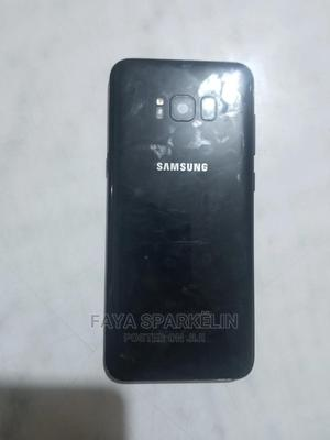 Samsung Galaxy S8 Plus 64 GB Black   Mobile Phones for sale in Addis Ababa, Addis Ketema