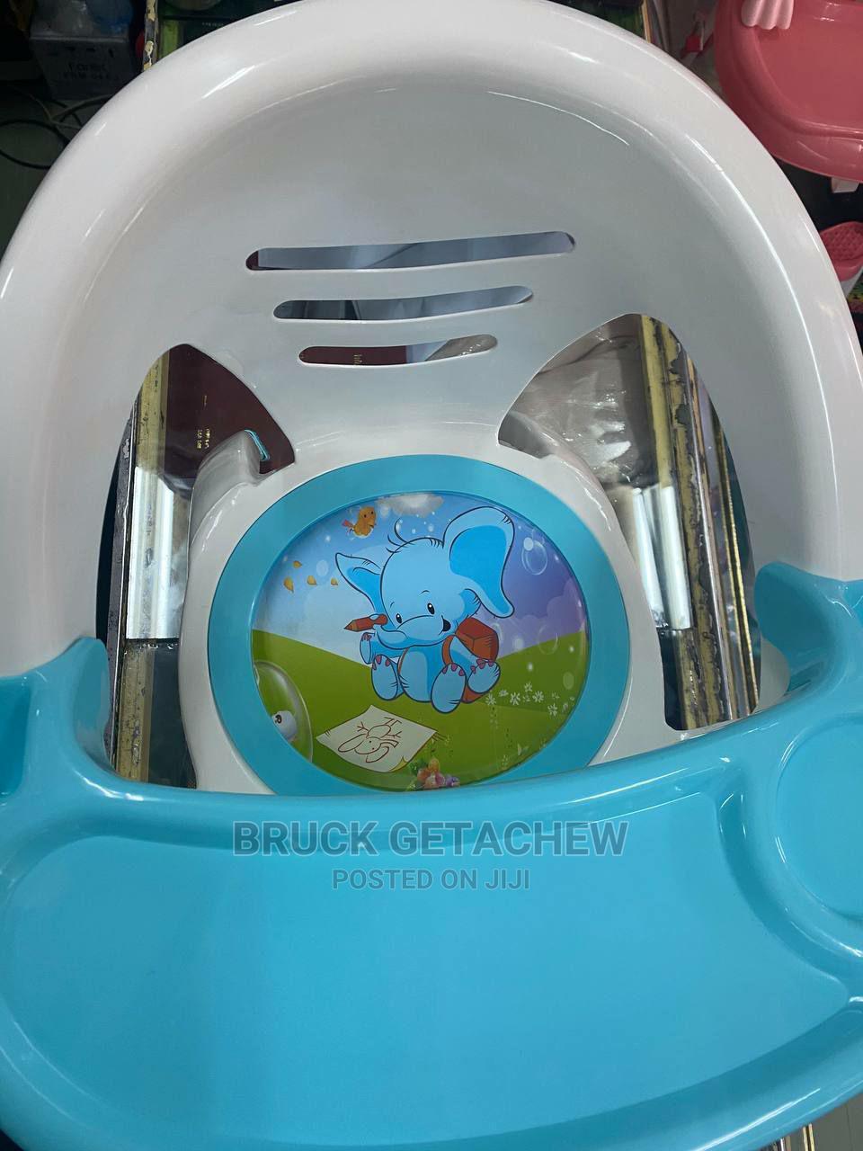 Baby Dinning Chair የህፃናት መመገቢያ ወንበር ከነጠረጰዛ | Children's Furniture for sale in Yeka, Addis Ababa, Ethiopia