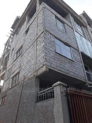 ጀ+3 72 ካሬ L ላይ ያረፈ ለባንክ የሚሆን ዉስጡ የተለሰነ 5 መኝታ 3 ሻወር ቤት | Houses & Apartments For Sale for sale in Addis Ababa, Nifas Silk-Lafto