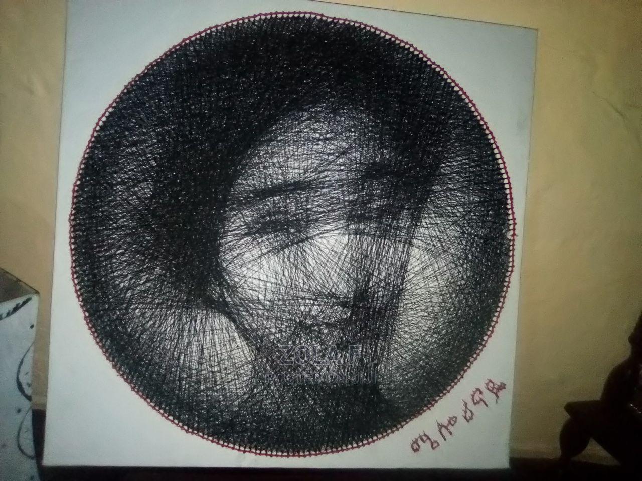 Portrait String Arts