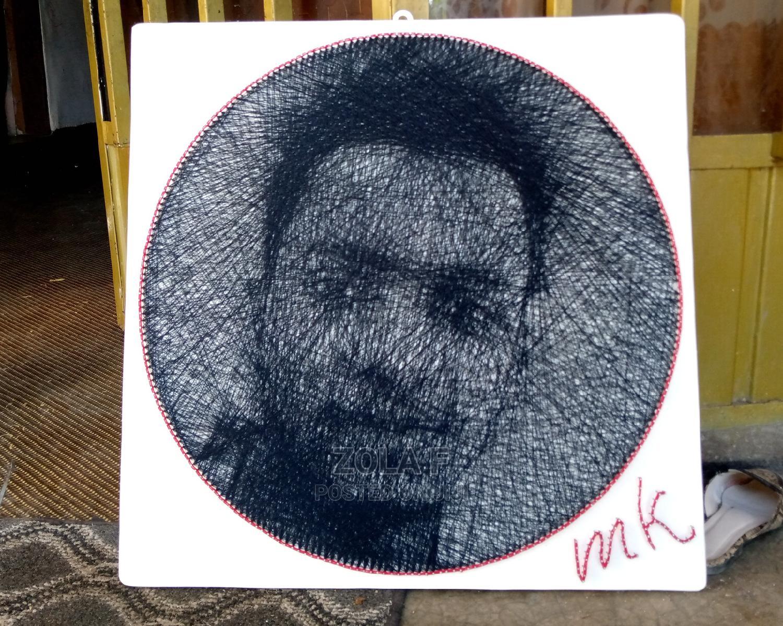 Portrait String Art
