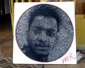 Portrait String Art | Arts & Crafts for sale in Addis Ababa, Bole
