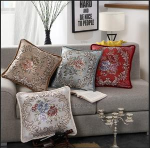 Embroidery Decorative Home Sofa Coushion Pillows 48x48 | Home Accessories for sale in Addis Ababa, Bole