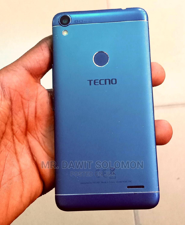 Archive: Tecno WX4 Pro 16 GB Blue