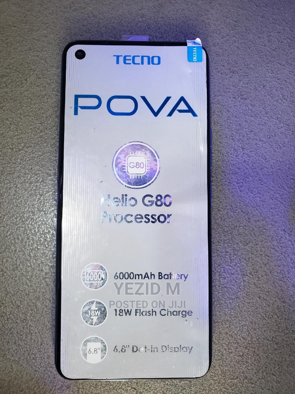 Archive: New Tecno Pova 128 GB Blue