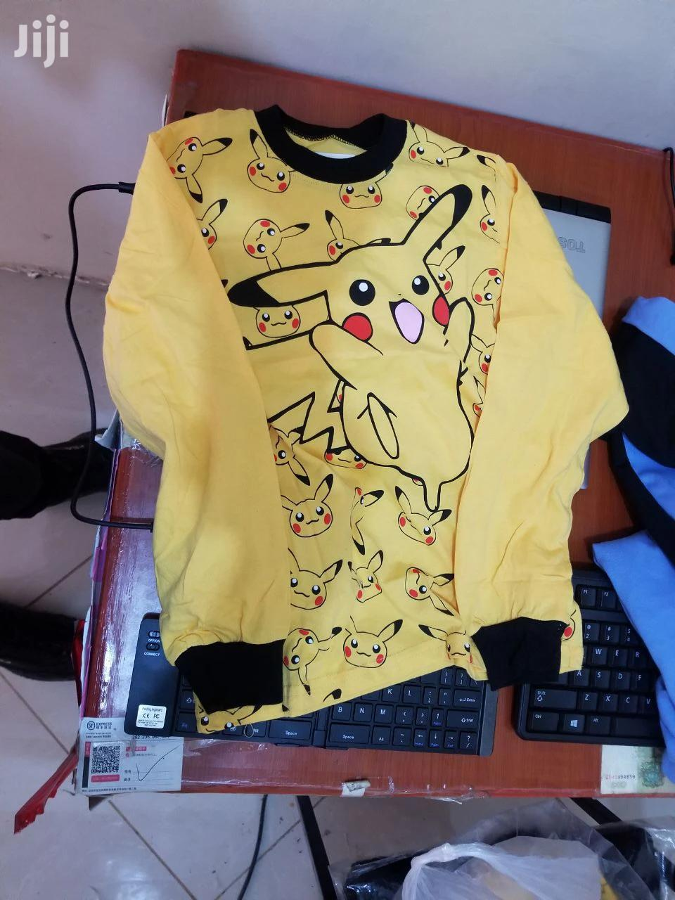 Pikachu Kids House And Pijama Clothe | Children's Clothing for sale in Addis Ketema, Addis Ababa, Ethiopia