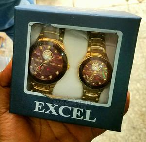 Excel ዉብ Couples Watch   Watches for sale in Addis Ababa, Nifas Silk-Lafto