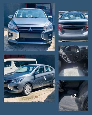 New Mitsubishi Attrage 2021 Gray | Cars for sale in Addis Ababa, Kirkos