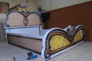 አልጋ/ New Bed | Furniture for sale in Addis Ababa, Kolfe Keranio
