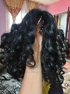 Curly Wig Cape   Hair Beauty for sale in Addis Ababa, Bole