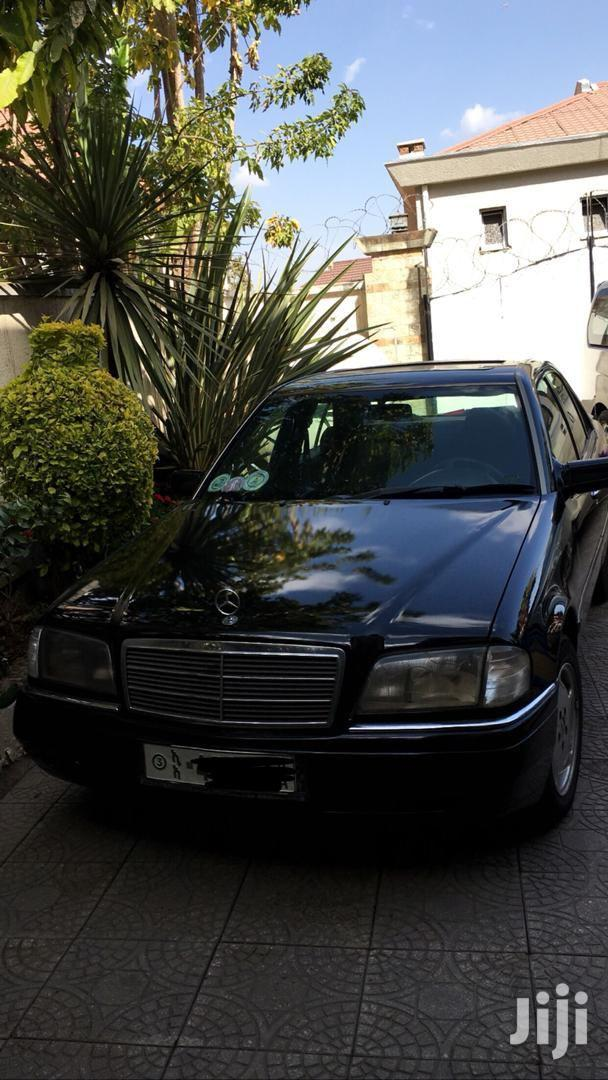 Mercedes-Benz C180 1994 Black | Cars for sale in Kolfe Keranio, Addis Ababa, Ethiopia