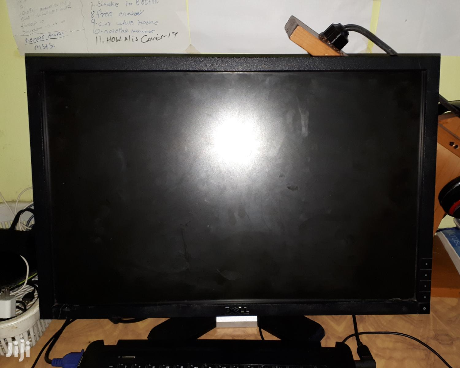 Slightly Used Dell Monitor