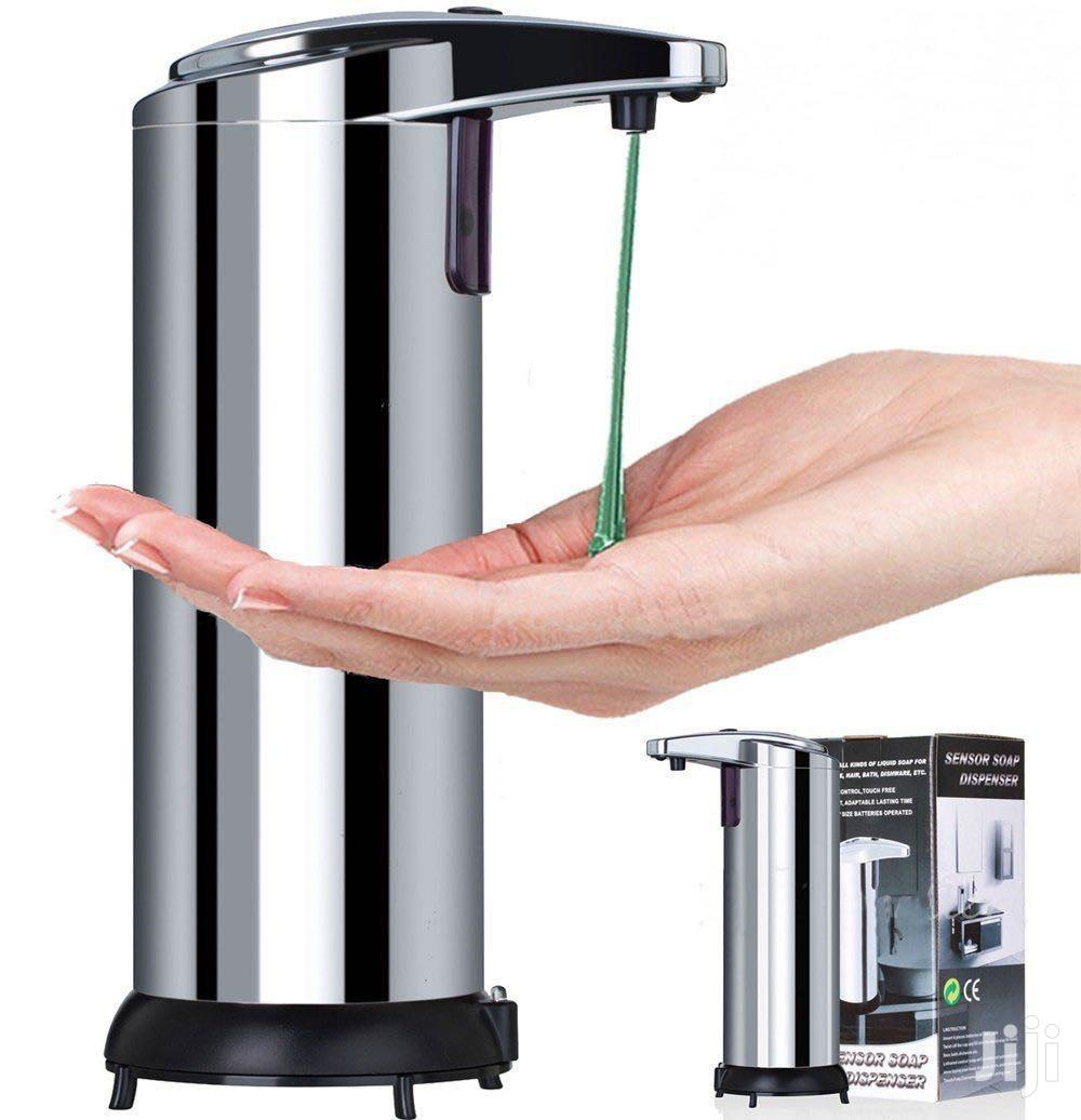 Automatic Sanitizer And Soup Dispenser | Home Accessories for sale in Nifas Silk-Lafto, Addis Ababa, Ethiopia