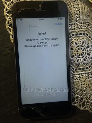 Apple iPhone 5s 16 GB Black   Mobile Phones for sale in Addis Ababa, Bole