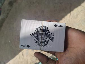 Plastic Playing Card | Books & Games for sale in Addis Ababa, Kolfe Keranio