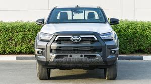New Toyota Hilux 2021 Black   Cars for sale in Addis Ababa, Bole