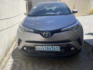 New Toyota C-HR 2020 Silver   Cars for sale in Addis Ababa, Nifas Silk-Lafto