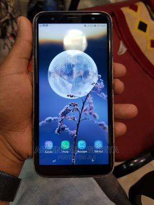 Samsung Galaxy J6 Plus 32 GB Black   Mobile Phones for sale in Addis Ababa, Addis Ketema
